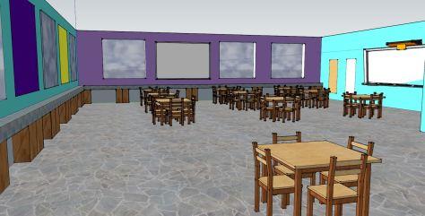 modible classroom